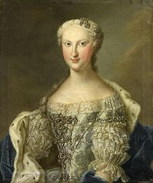 Marie-Therese d'espagne